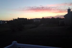One morning at Okemos